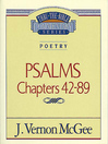 Thru the Bible Volume, 18 (eBook): Poetry (Psalms 42-89)